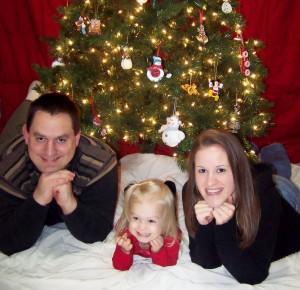 Heather Mahan and Family
