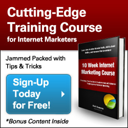 Stay on Search Free Internet Marketing Course